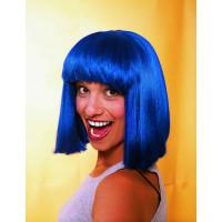 Περούκα Σεσίλια μπλε