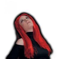Περούκα Αριάδνη κοκκινή