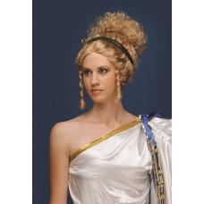 Περούκα Αρχαία Ελληνίδα ξανθιά