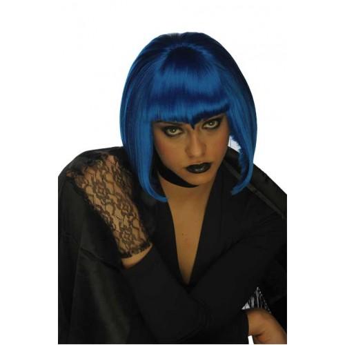 Περούκα gothic μπλε