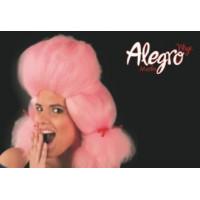 Περούκα Κανισάκι ροζ